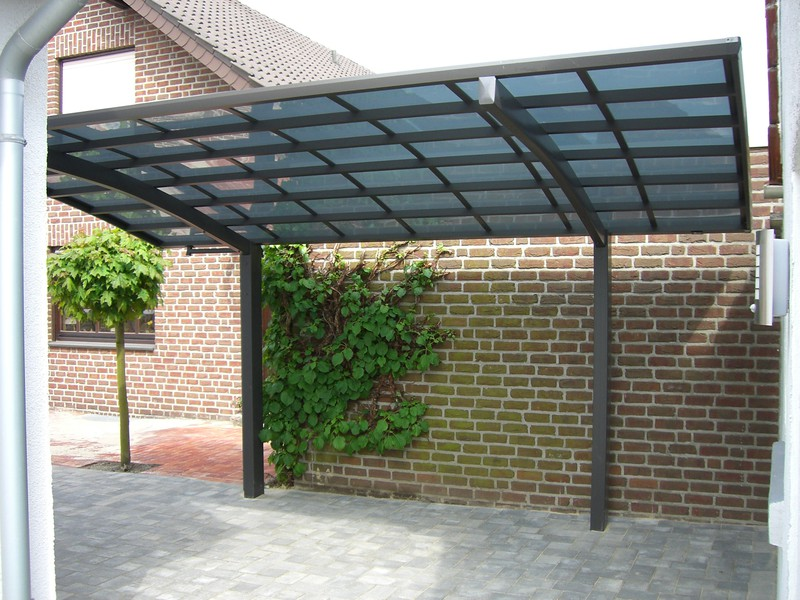 Desgin carports produkte portoforte 60 for Carport portoforte